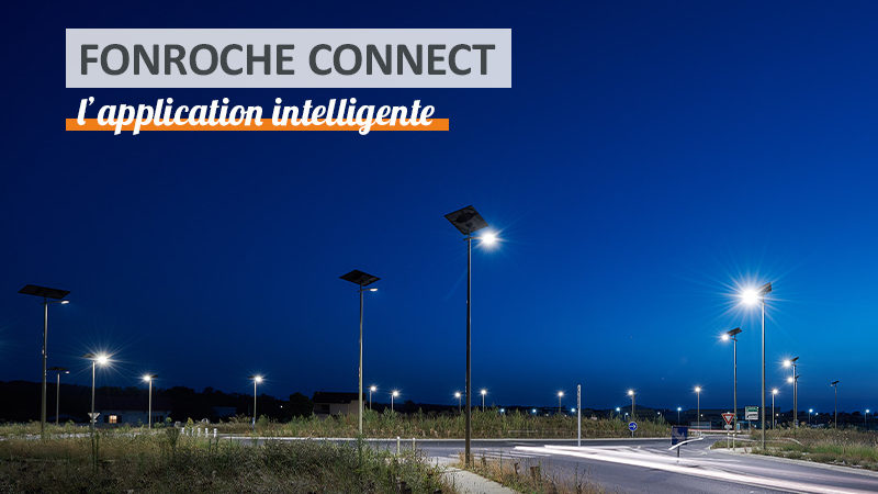application-fonroche-connect-fonroche-éclairage-solaire-autonome